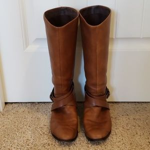 Dolce Vita Shoes - Dolce Vita brown leather boots